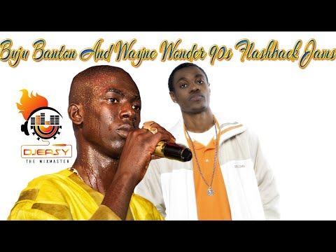 Buju Banton And Wayne Wonder 90s Flashback Jam Mix by djeasy