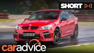 2017 HSV GTS 30 Years Quick Look - Sandown Raceway | CarAdvice