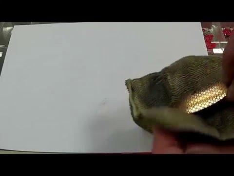 как очистить блесна от ржавчины видео