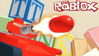 Roblox - Uccidere Sprea! (Serbatoi minuscoli)