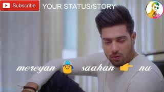 sad whatsapp status video lyrics song dooriyan - guri  by your status/story
