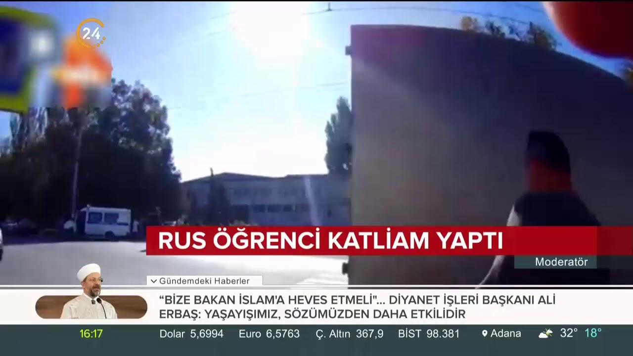Kırım'da okula saldırı: 18 ölü