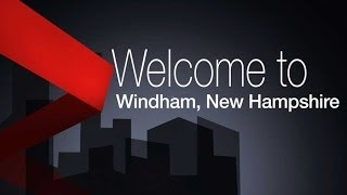Windham, New Hampshire Community Video Tour
