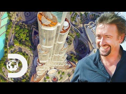 The Brilliant Engineering Behind Burj Khalifa | Richard Hammond's Big