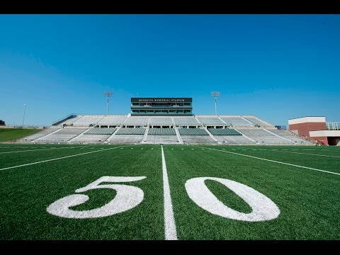 The New Memorial Stadium