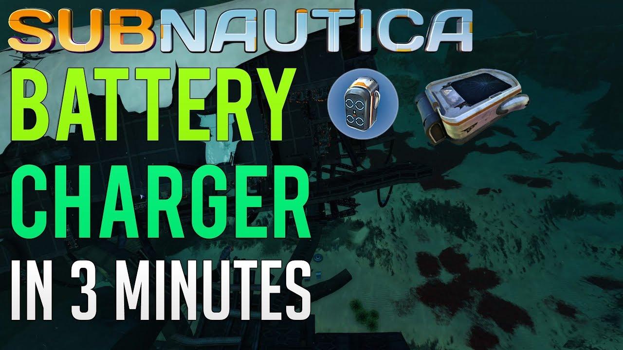 Subnautica Battery Charger Page 1 Line 17qq Com
