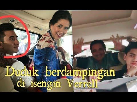 Verrell Iseng Saat Berdampingan Dgn Mama Papanya (netizen Byk Yang Baper,acara Wisuda)