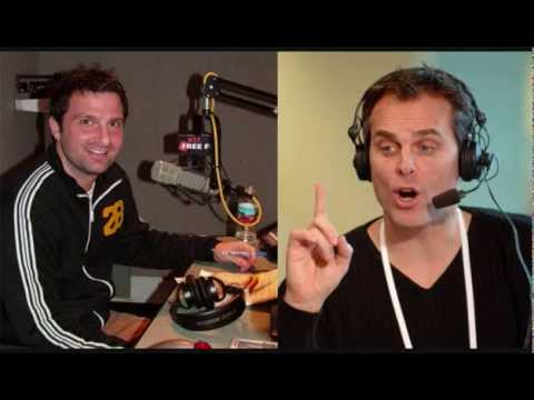 Dave Dameshek Talks About Meeting Colin Cowherd When They Both Worked For ESPN