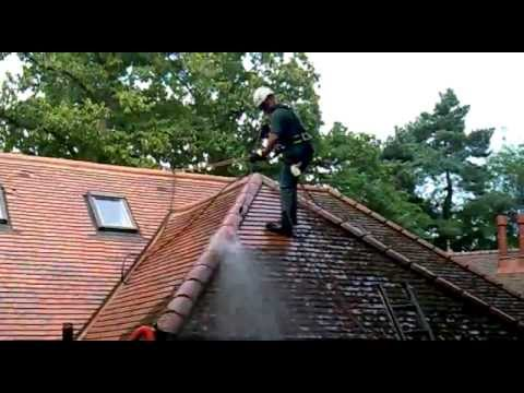 Roof Cleaning Bedfordshire Cleaning Rosemary Clay Roof