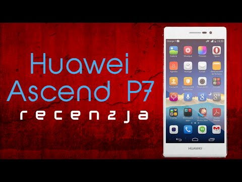 Recenzja Huawei Ascend P7 | TEST PL [Mobileo #88]