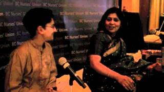 Akhil Jobanputra at Pandit Jasraj School of Music Foundation Student Recital