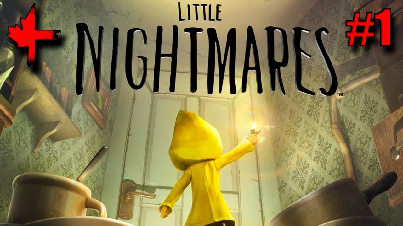 Little Nightmares - Part 1