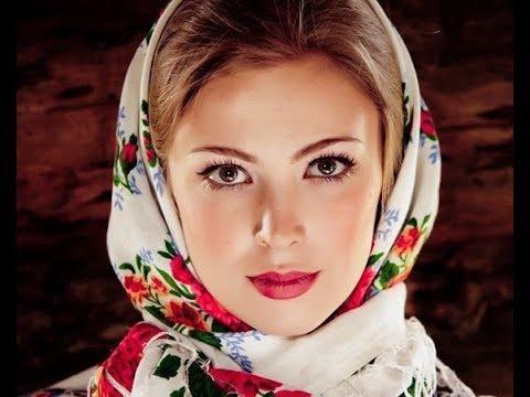 Красивые русские девушки. Hermosas Chicas Rusas.  美丽的俄罗斯姑娘