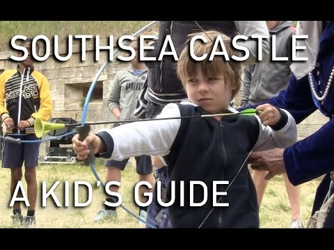 Southsea Castle in Hampshire | Day Trips | lifeofreilly.tv
