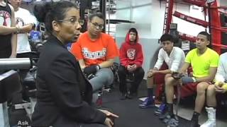 Bullying: Live At Brotherhood Boxing Gym