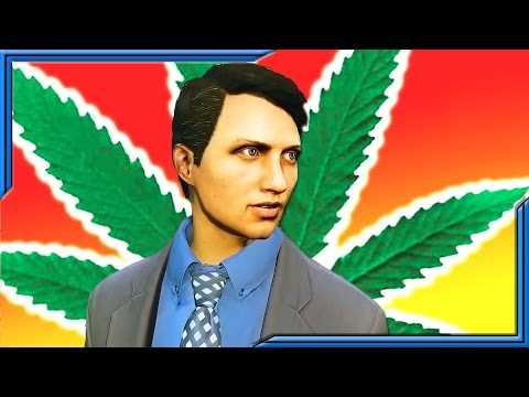 Prime Minister Trudeau & The Weed Warriors   BREAKIN' THE LAW   Ep. 5 (GTA 5 CINEMATIC)
