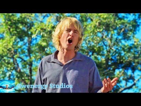 "Owen Wilson Says ""C'mon"" - Complete"
