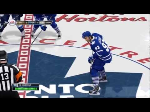 NHL 13 Moments Live - Gilmour