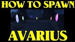 WoW BfA 8.2 How to Spawn Avarius in Nazjatar
