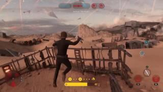 STAR WARS™ Battlefront - Battle on LUKE SKYWALKERS home planet