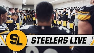 Steelers Cope w/ Playoff Miss After Win Over Bengals | Steelers Live