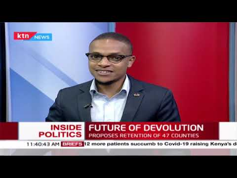 What is the future of devolution in the proposed BBI report? | Inside Politics with Jesse Rogers