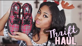 Thrift Haul (Try-On) Thumbnail