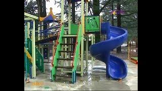 У центральному районі Сочі оновлять відразу 5 дитячих майданчиків