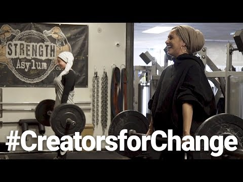 Download Youtube: #YourAverageMuslim - Episode 2 (PowerLifting Hijabi) | Creators for Change