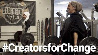 #YourAverageMuslim - Episode 2 (PowerLifting Hijabi) | Creators for Change