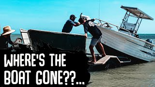 CATCH THE BOAT! - Cape York, Cape Melville and Starkey River Track 4wd trip!