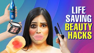 13 Life Changing Beauty Hacks Every Girl Should Know ये आपकी काया पलट देगा  @BE NATURAL