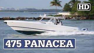 Intrepid 475 Panacea | Spotted in Miami