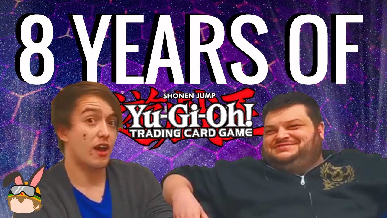 I PLAYED Yu-Gi-Oh! Trading Card Game FOR 8 YEARS! Ft. RUFIOH