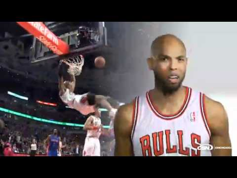 Bulls Give Stacey King Impressions