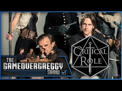 Critical Role x Kinda Funny: Dungeons & Dragons - The GameOverGreggy Show Ep. 123