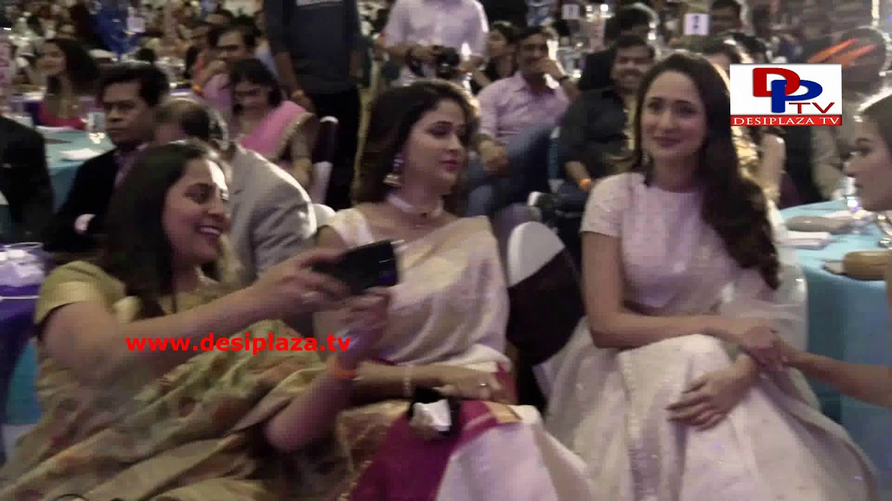 Megastar Chiranjeevi at MAA STARS FUND RAISING Banquet Night | DesiplazaTV