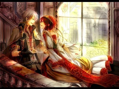 ♥Зен и Шираюки♥ ( Красноволосая принцесса Белоснежка )