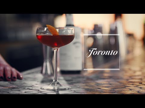 How to make the Toronto cocktail