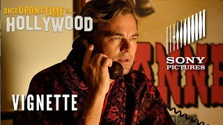 ONCE UPON A TIME IN HOLLYWOOD - Leonardo DiCaprio on Rick Dalton