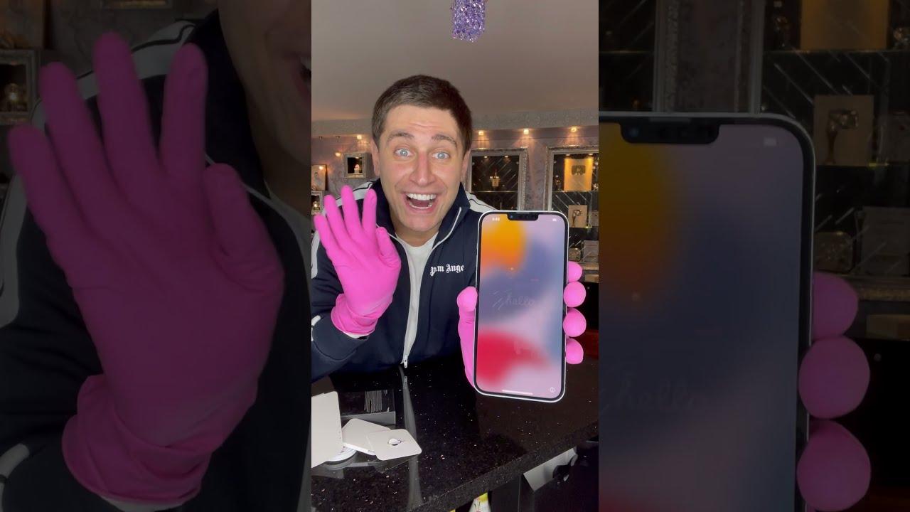 Что ДАВА делает с IPHONE 13 shorts дава iphone iphone 13