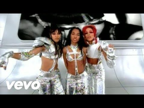 TLC - No Scrubs (Lyrics)