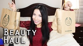 The Body Shop Haul & CHI Hair Products