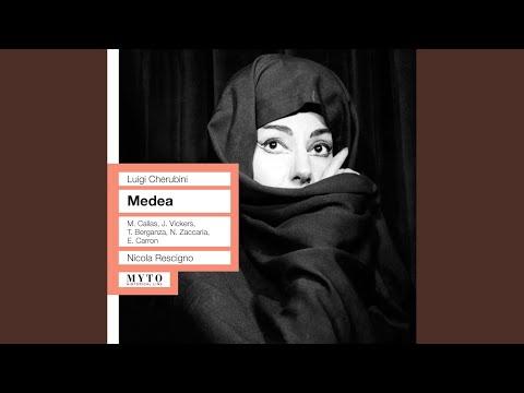 Medea (Medee) (Sung in Italian) : Act I: Duet: Nemici senza cor (Medea, Giasone)