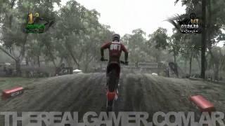 MX vs ATV Reflex Gameplay