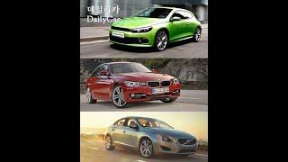 '시로코·320d·S60' 4천만원대 디젤 수입차 뜬다! |카24/7