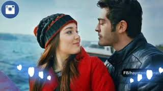 Romantic Hayat Murat ringtone ❤️ pyar lafzon main kahan ringtone|| instrumental tune