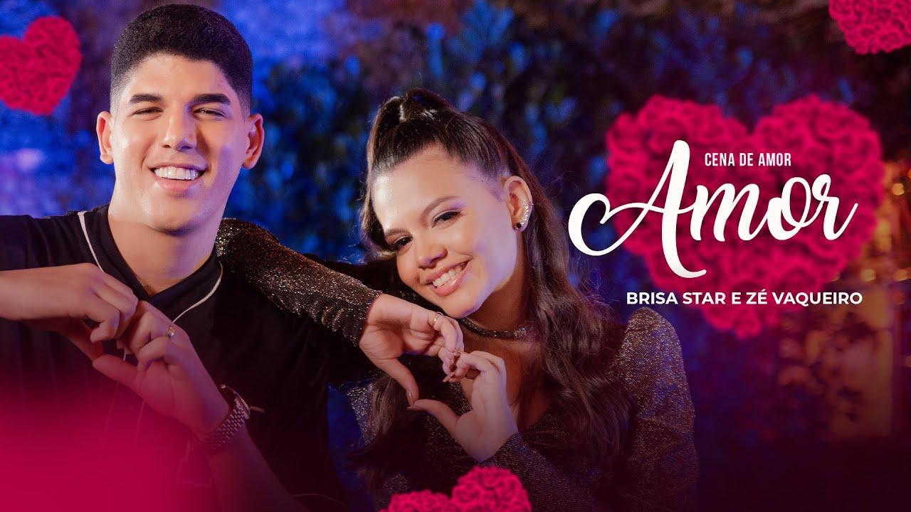 Brisa Star e Zé Vaqueiro - Cena de Amor (Videoclipe Oficial)