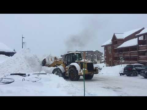 Alpe d'Huez Snow Report: 18th January 2018
