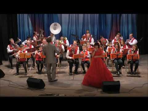 112 Духовой оркестр Созвучие г о Кашира Испанское болеро